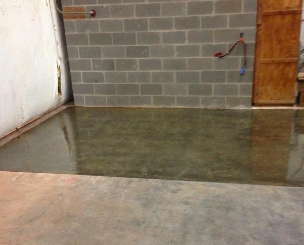 Epoxy Damp Concrete Primer