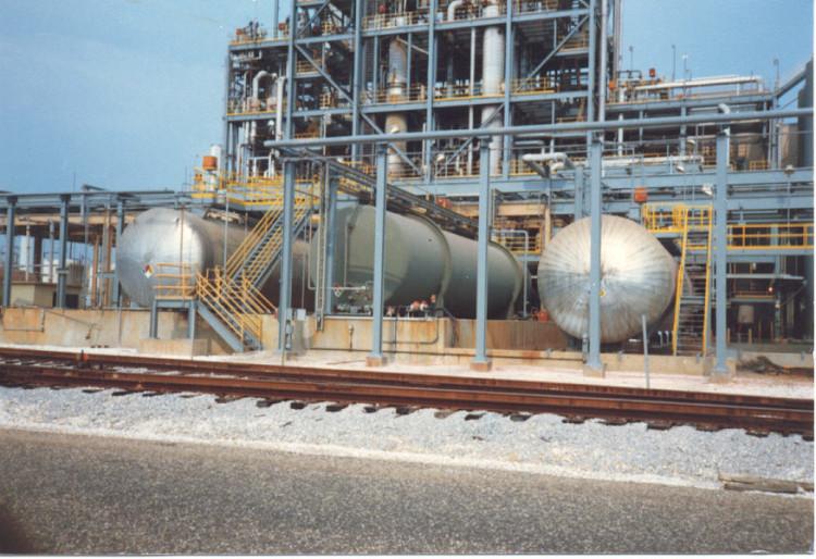 chemical processing coatings